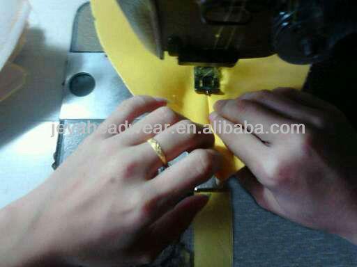 1bc9fa3690a Fashion Terry Cloth Eyeshade Transparent Pvc Visor Perspex Sun Visor ...