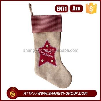 20 inch funny christmas hanging socks for sale - Funny Christmas Socks