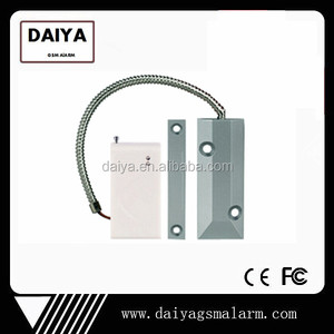 DAIYA Wireless roller shutter door contact sensor for shops and garages door opening alarm sensor