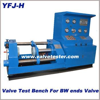 Yfj H Horzontal Valve Hydrostatic Testing Machine Buy