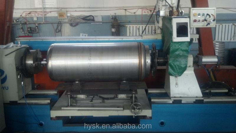 Automatic Solar Water Heater Tank Circular Seam Welding