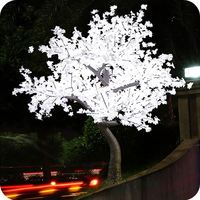 2016 NEW Decoration mall maple tree for wedding