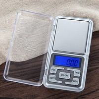 Good Quality Mini CX-668 500x0.01 LCD Gram Digital Pocket Scale For Gold