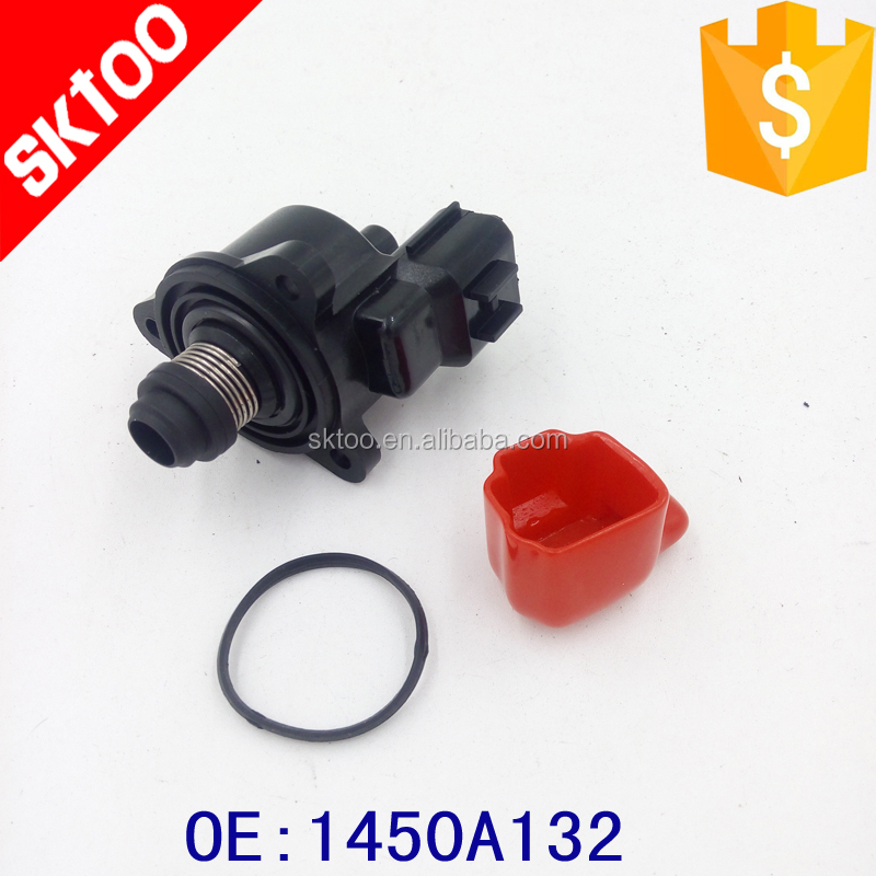 New IAC Idle Air Control Valve for Mitsubishi Lioncel Lancer 1450A166 1450A132