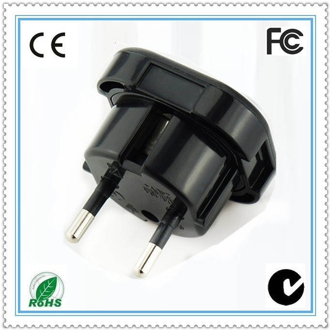 100-240V AC DC 5V 1 AMP usb adapter pin change charger adaptor with CE FCC
