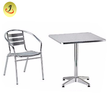 Bistro Aluminum Table And Chairs For Garden Patio And Lawn