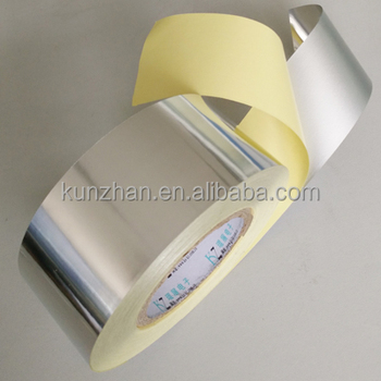 Self Adhesive Aluminum Foil Tape Used For Hvac,Duct Pipes,Air ...