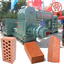 German Technology Clay Brick making machine arrival in market