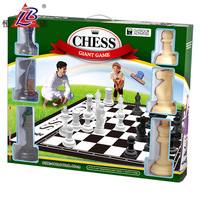 Large Chess Pieces For Sale International Outdoor Chess Set With Carpet