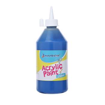 Washable heat resistant acrylic spray paint/hobby paint color
