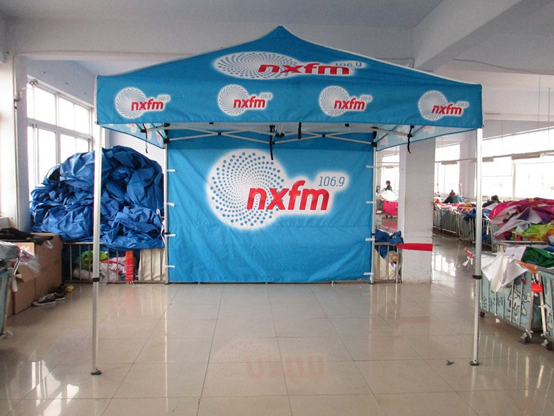 China supplier 10x10 advertising folding tents sales