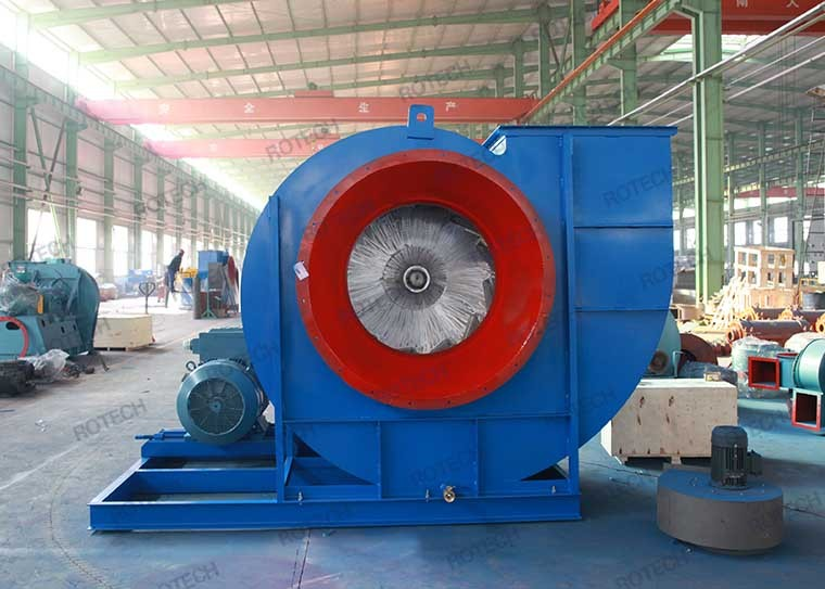 Water Seal For Centrifugal Blowers : Seal air fan centrifugal blower high cfm circulation
