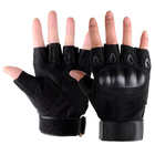 Fingerless Combat Assault Military Gloves for tactical and police