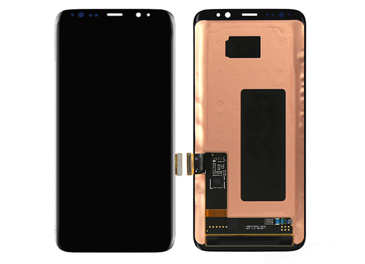 Broken 5.8'' LCD Screen Replacement for Samsung Galaxy S5 S6 S7edge S8 LCD