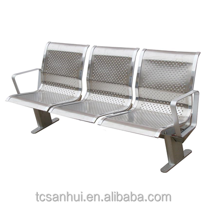 Wholesale single double triple customized row chairs for boat/ferry