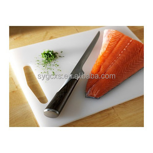 PE cheap professional Wholesale thin plastic chopping mat/cutting board planer machine