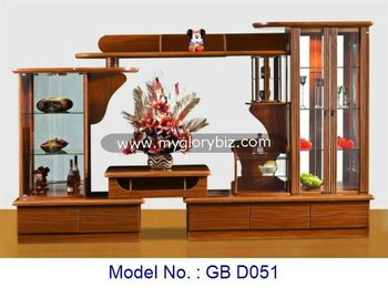 Modern Tv Cabinet Mdf Tv Stand Living Room Home Furniture,Wooden ...