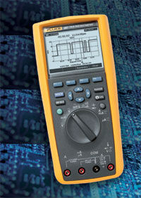 Fluke 287 True-rms Industrial Logging Multimeter