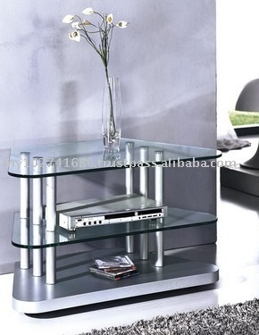 Glass Led Tv Table, Glass Led Tv Table Suppliers and Manufacturers ...