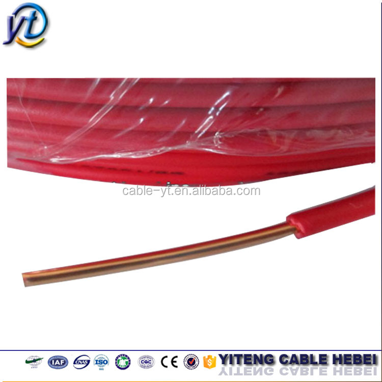 h07v-r cheap 1.5mm 2.5mm copper class 2 pvc insulated electrical wire