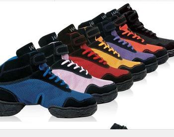7200044 hombres Hip Hop Jazz práctica usar la línea de zapatillas de baile  suela dividida 0c9feea042c
