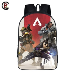 APEX legends school bag notebook laptop backpack with Various styles mochilas