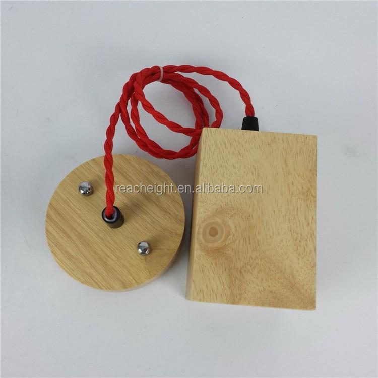 Wood Pendant Lamp/antique Wood Lamps/wood Ceiling Rose