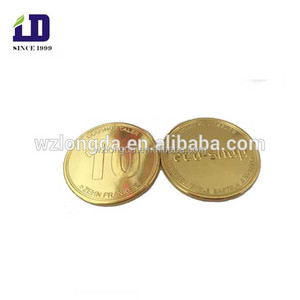 Metallic Material With Chinese 3d Coin Antique Metal Coin Souvenir Challenge Metal Coin
