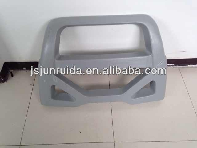 front grille guard renault duster / dacia duster