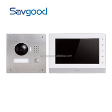 Dahua video outdoor station indoor monitor 7 inch <span class=keywords><strong>IP</strong></span> video intercom Kit VTK-VTO2000A-VTH1550CH