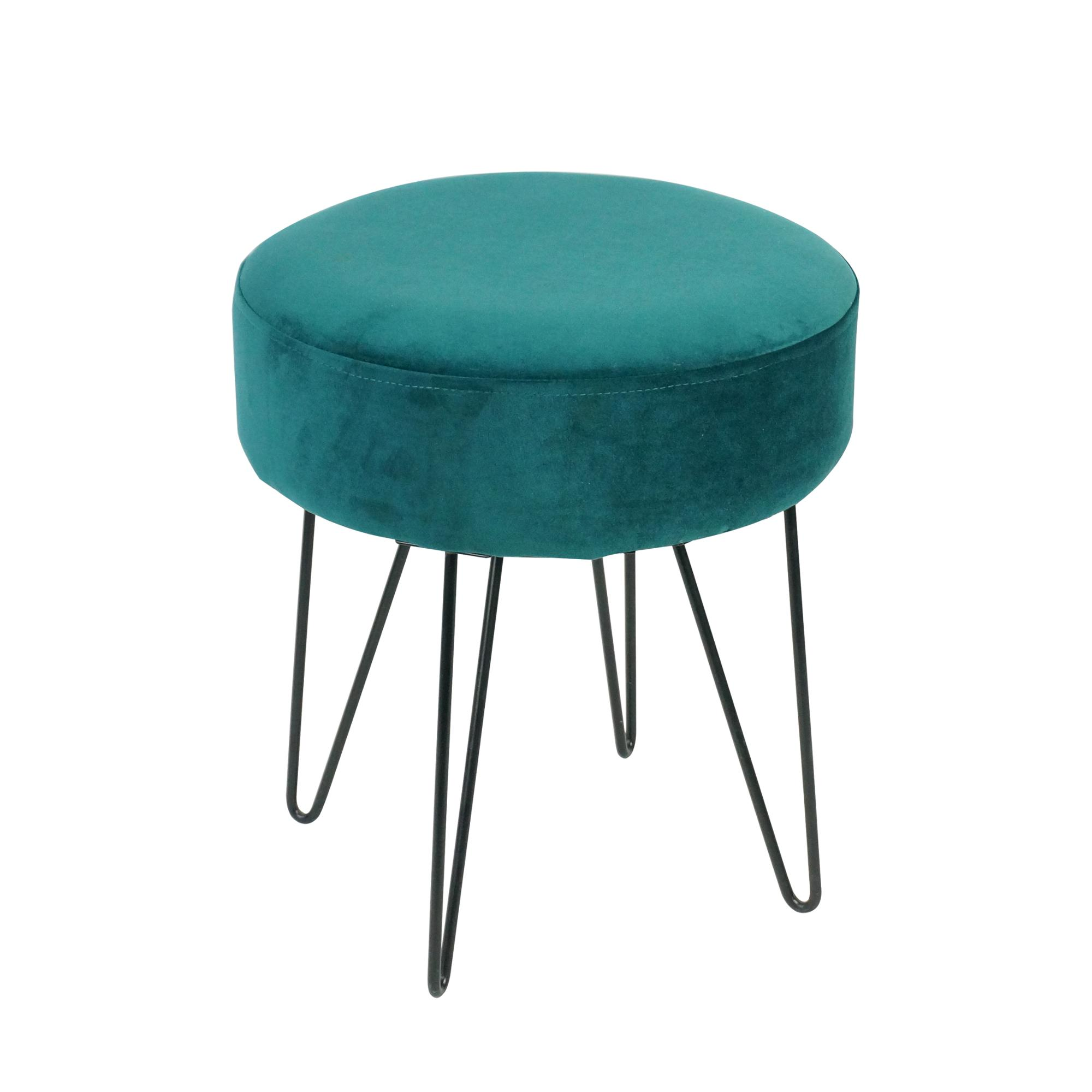 Strange New Design Tufted Large Velvet Round Footrest Ottoman With Metal Legs Buy Round Footrest Footstool Ottoman Product On Alibaba Com Gmtry Best Dining Table And Chair Ideas Images Gmtryco