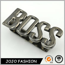Wholesale latest design fashion luck alloy ring for boss