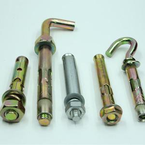 Eye Hook Bolt Sleeve Anchor Fastener M10