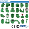 Hot sales Drinking Water supply plastic green pprc pipe and fittings