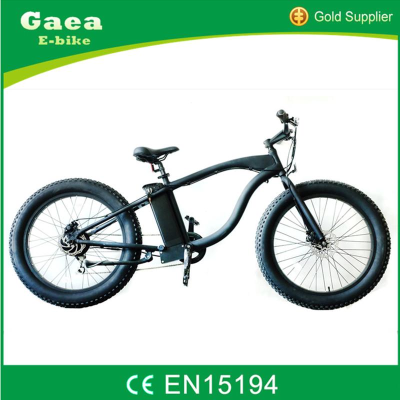 China Suppliers Fat Tire Italian Beach Cruiser Electric Quad Bike ...