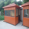 ZM-JH011 Manufacturers supply modular mobile container house cafe