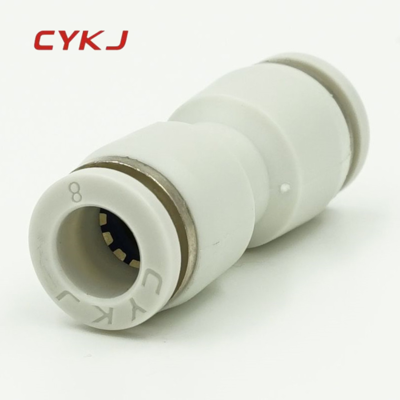 12mm Pneumatische Steckanschlüsse Luftdurchlaufregelventil Für Luft Und Wasser Schlauch Und Rohr Sanitär Heimwerker