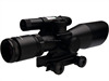 Night vision weapon sight 2.5-10x56 with green laser pointer rifle scopes