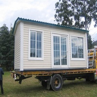 Australia and New Zealand Portable Cabins