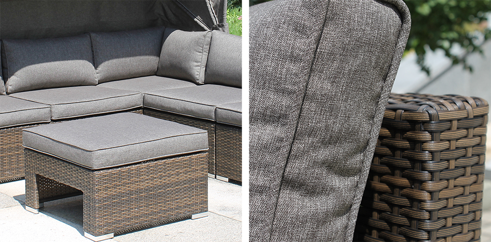 Hot Selling Garden Furniture Germany Outdoor Sectional ...