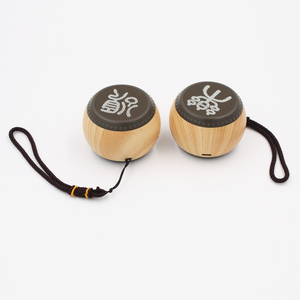 Speakers Bamboo 2018 Promotional Gift Surround Keychain Mini Mp3 Mega Sound 2.1 Portable Ibasket Mushroom Speaker