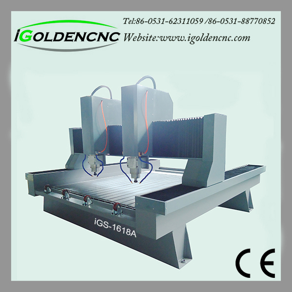 multiple disk machine for cutting marble and stone