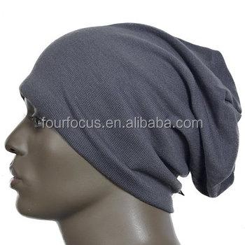 Sloucy Hat Slouch Beanie Long Skull Cap Skull Ski Hat - Buy ... 036fdb7af3c