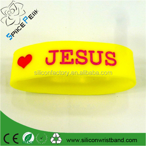 Custom 2016 Debossed Silicone Bracelets,Imprint Silicone ...