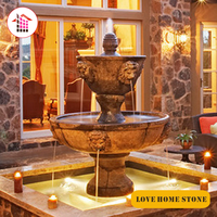Premium customized outdoor marble water fountains in fair prices