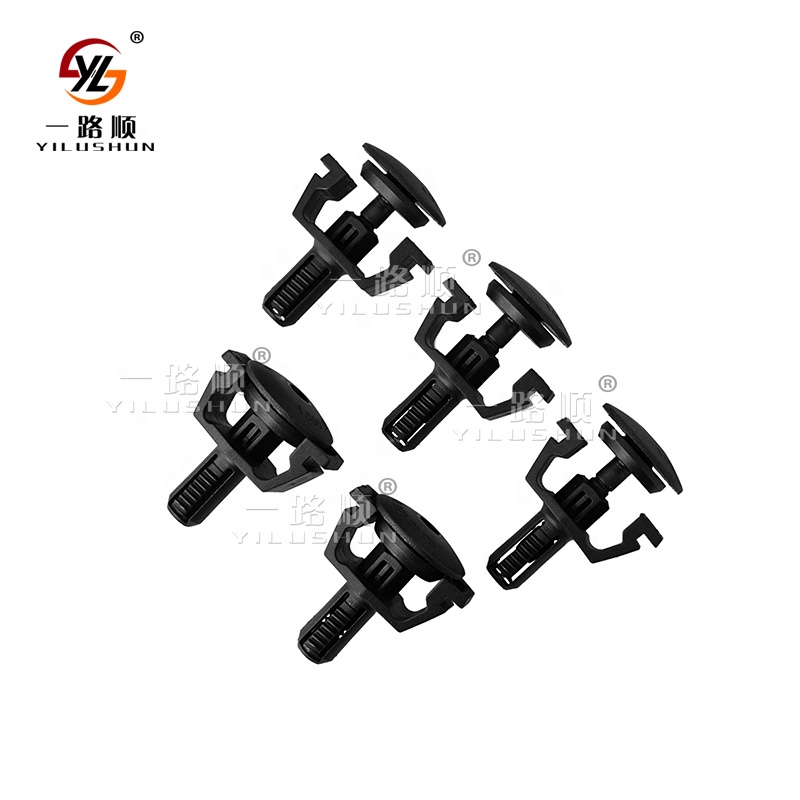 Chinese Factory Supply Fasteners Auto Nylon Plastic Clips