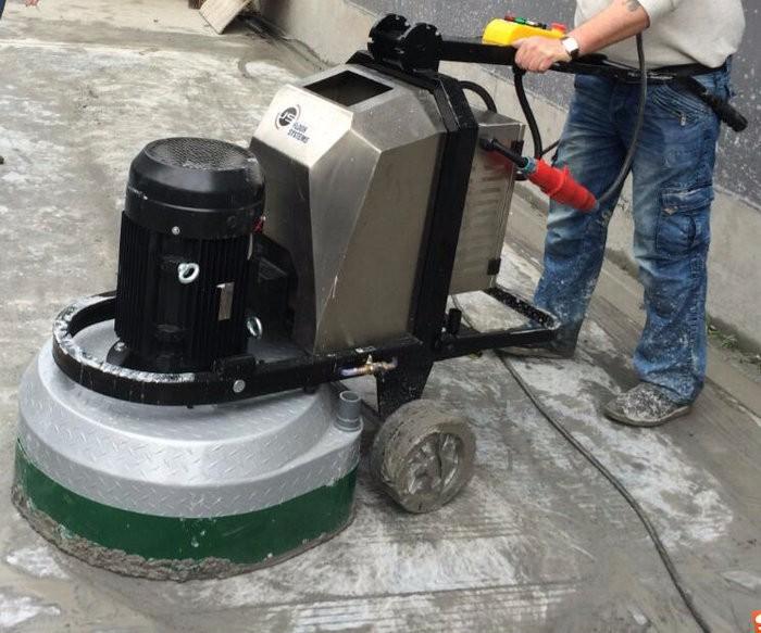 Floor Polishing Machine Wet Polisher Concrete Floor