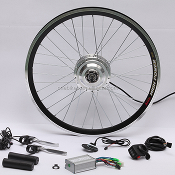 24v 36v 250w 350w Front Wheel Electric Bike Kit Bicycle Conversion Kits E