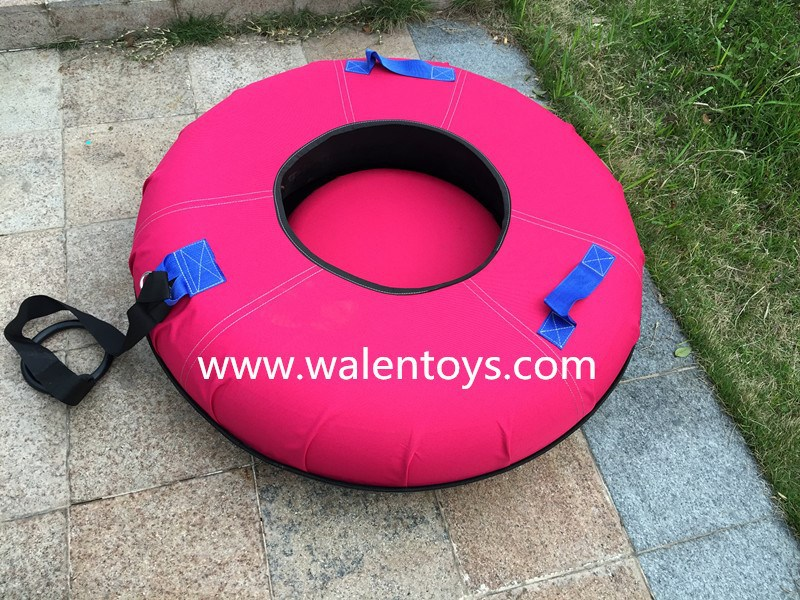 2016 Hot Sales Inflatable Snow Sking Ring