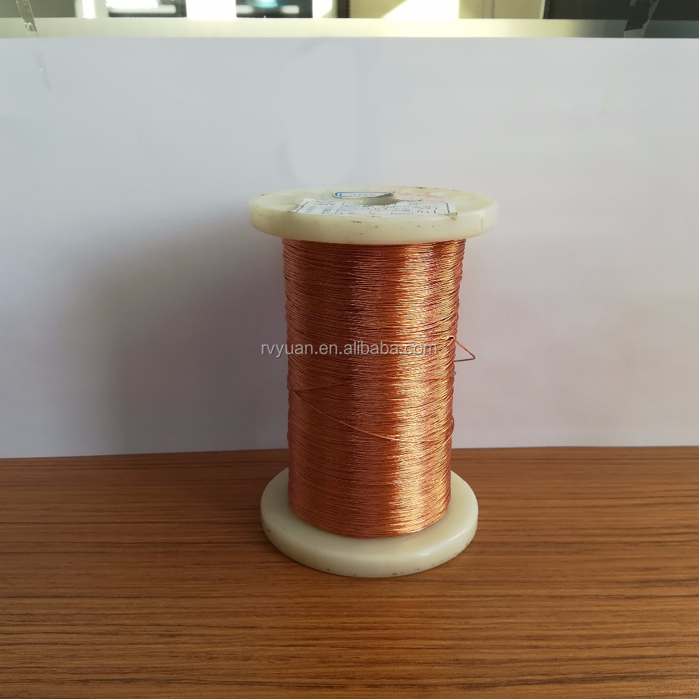 China Enamel Cover Copper Wire Electric Ei Aiw 200 Power Wires Manufacturers And Suppliers On